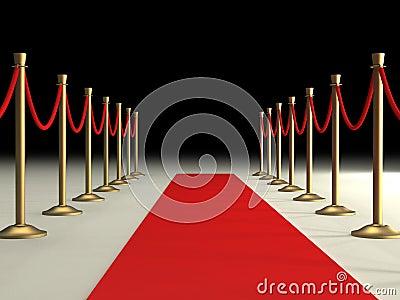 Velvet Ropes and Red Carpet