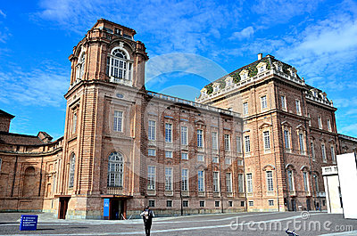 Venaria, real, turin, italy Editorial Stock Photo
