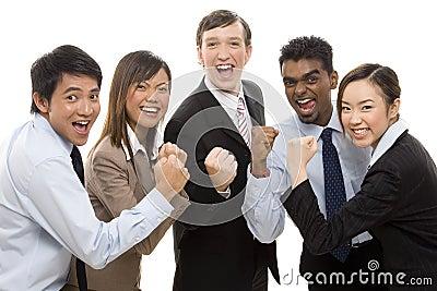Vencedores 1 do negócio