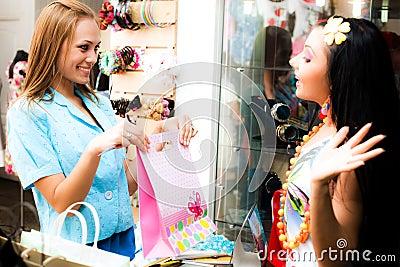 Vendedor y comprador