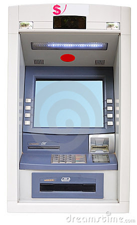 Vending Machine-ATM