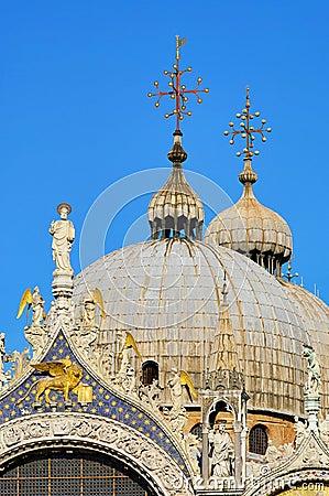 Free Venedig Basilica Di San Marco Royalty Free Stock Image - 22899146