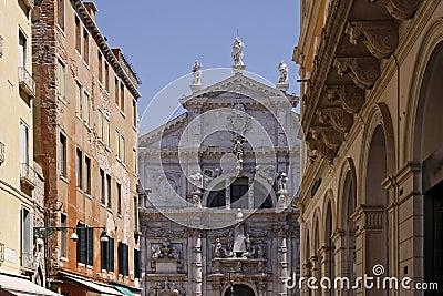 Venedig, Church di S. Moise