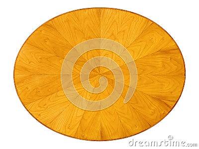 Veneer table texture