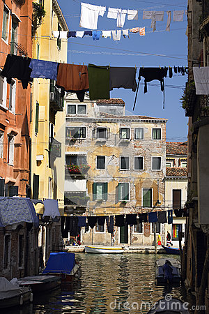Venetië - Italië Redactionele Foto