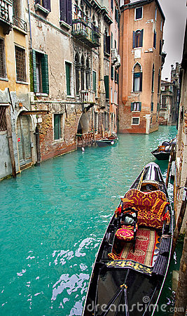 Free Venetian Canal Stock Images - 13075464