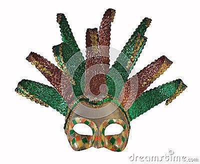 Venetian carnival mask 2