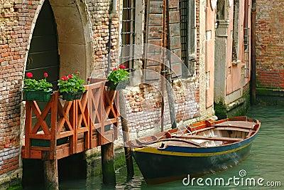 Venetian Curbside Parking