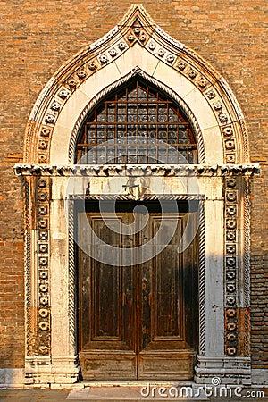 Venetian Door