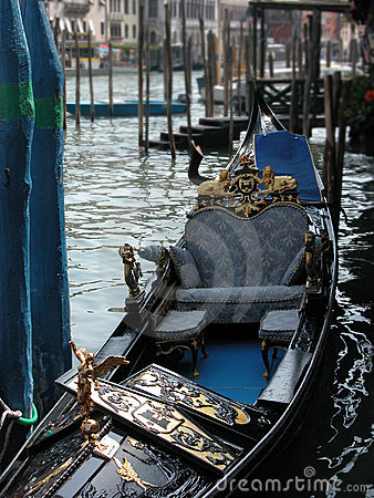 Free Venetian Gondola Stock Photos - 3885463