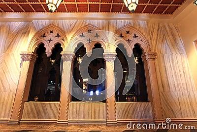 Venetian in Las Vegas Editorial Stock Image
