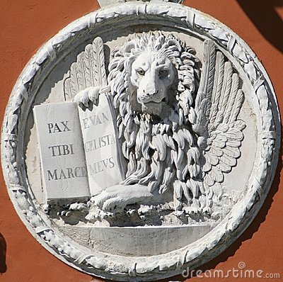 Free Venetian Lion Sculpture Royalty Free Stock Photo - 931055