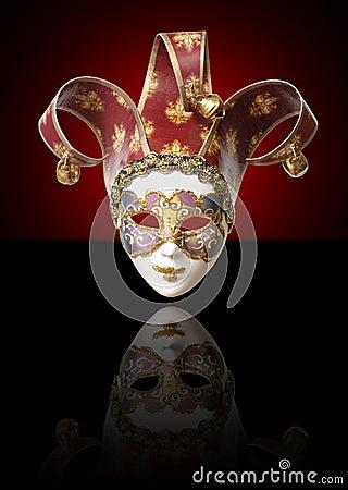 Free Venetian Mask. Stock Photography - 10191652