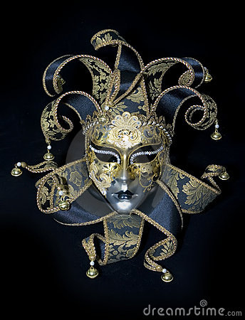 Free Venetian Mask Royalty Free Stock Images - 6854709