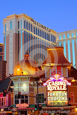 The Venetian Resort Hotel Casino Editorial Image