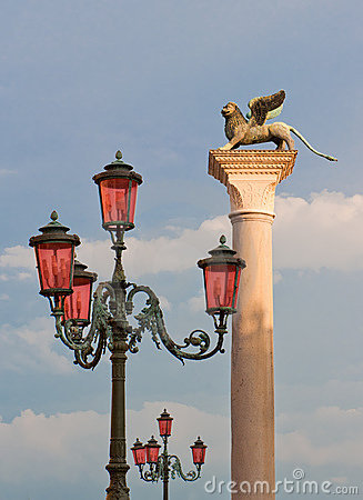 Venetian winged lion