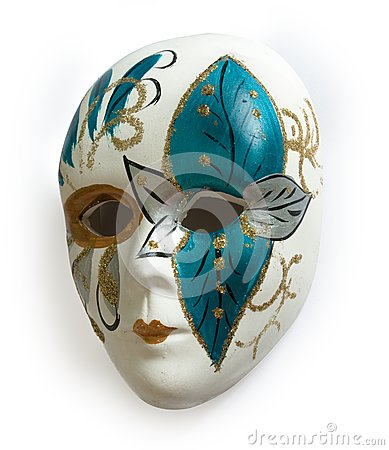 Venetianische Karnevalsmaske