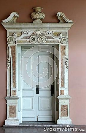 Venetianischer Eingang