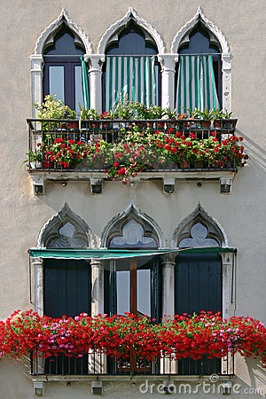 Venetianisches Windows
