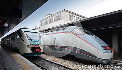 Venezia  railway station Editorial Photo