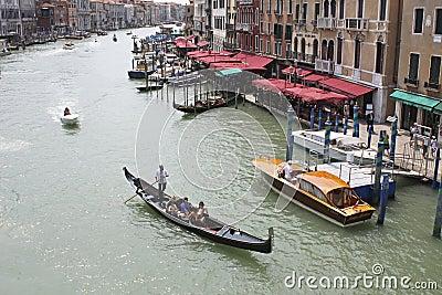 Venice Editorial Stock Image