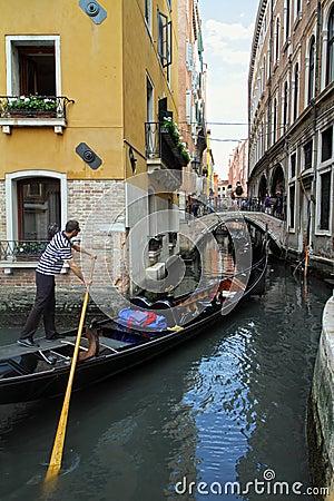 Venice Editorial Photo