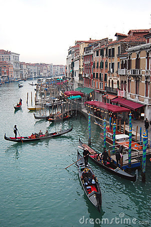 Free Venice Royalty Free Stock Image - 3986466