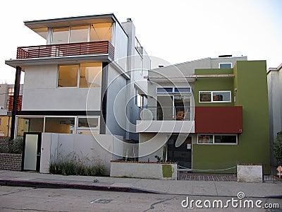 Venice Beach Architecture
