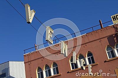 Venice Beach street sign in California