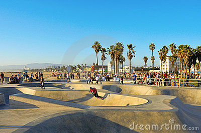 Venice Beach, United States Editorial Stock Photo