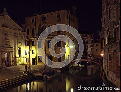 Venice Canal 1
