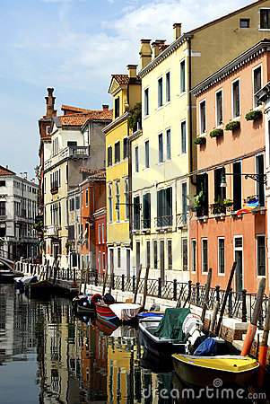 Free Venice - Canal Series Stock Photos - 1204743