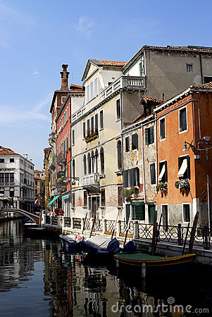 Free Venice - Canal Series Stock Photos - 1206113