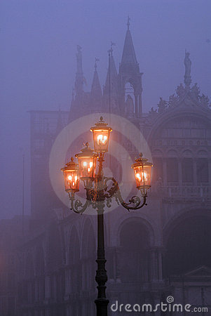 Venice early morning