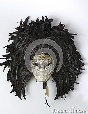 Free Venice Carnival Mask Stock Photo - 1088710