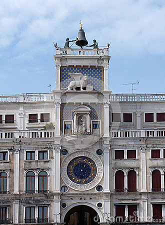 Venice - the Clock Tower