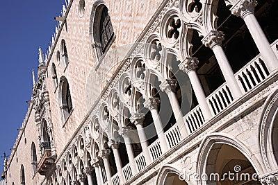 Venice, Doge Palace