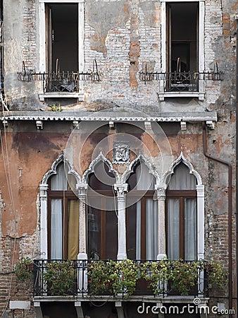 Venice facade