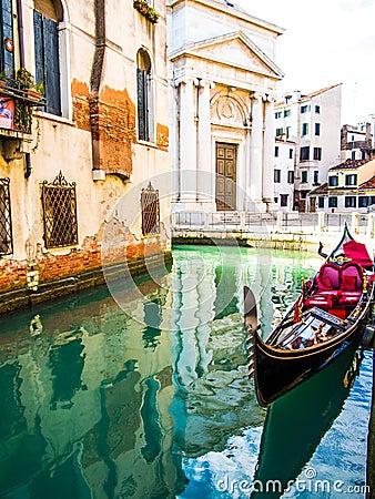 Free Venice Gondola Royalty Free Stock Photography - 38793877