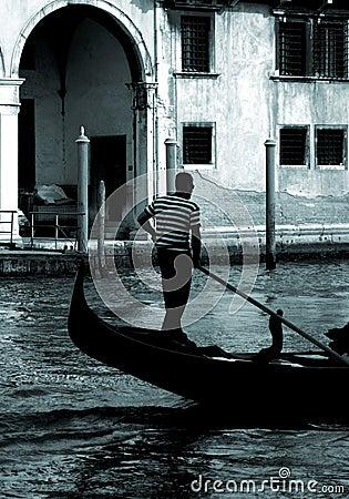 Venice - Gondola Series
