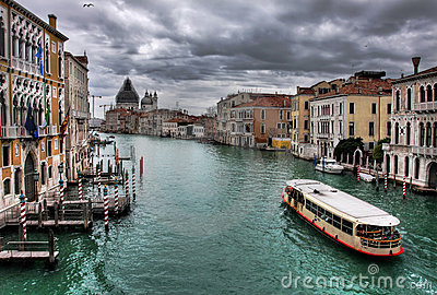 Venice. Grand Canal #9.