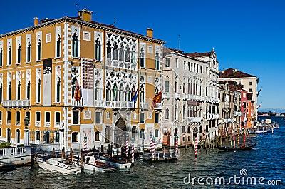 Venice, Grand Canal