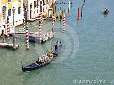 Venice - italy Editorial Stock Image