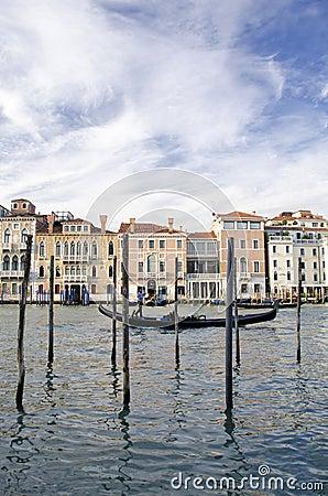 Venice - Italy Editorial Stock Photo