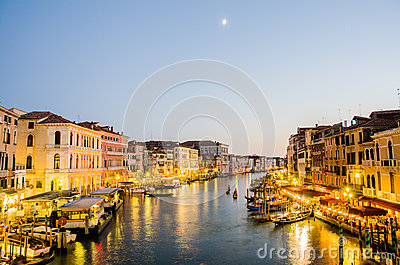 VENICE, ITALY Editorial Stock Photo