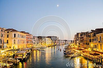 VENICE, ITALY Editorial Stock Photo