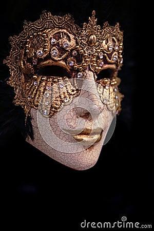 Free Venice Mask Stock Image - 1459611