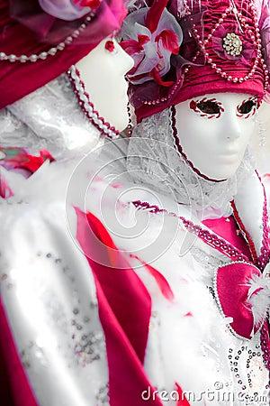 Free Venice Masks, Carnival. Royalty Free Stock Photography - 28417867