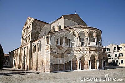 Venice - Murano - hl. Mary and Donato basilica
