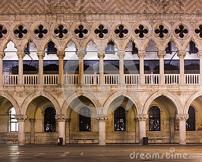 Venice Palazzo Ducale particular